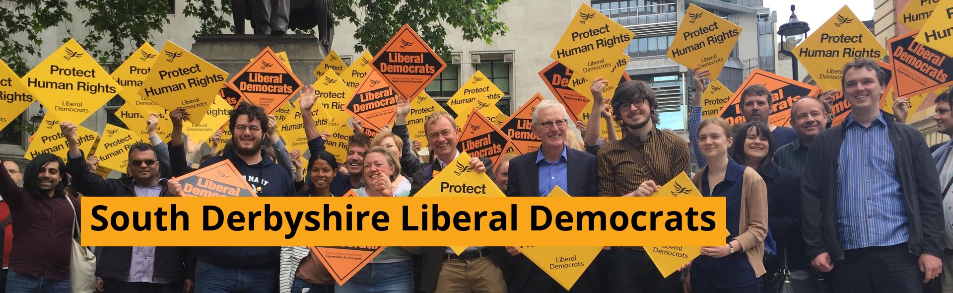 South Derbyshire Liberal Democrats